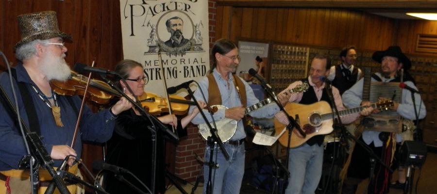 The Alferd Packer Memorial Band
