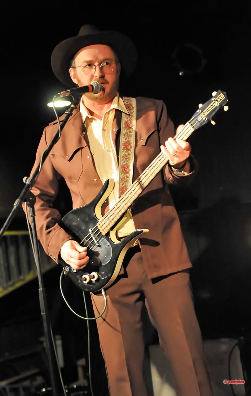 Tom Petty and the Heartbreakers Tribute / Bottleneck 2-11-12