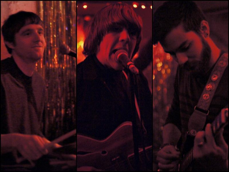 Shy Boys Conquerors Hush Machine