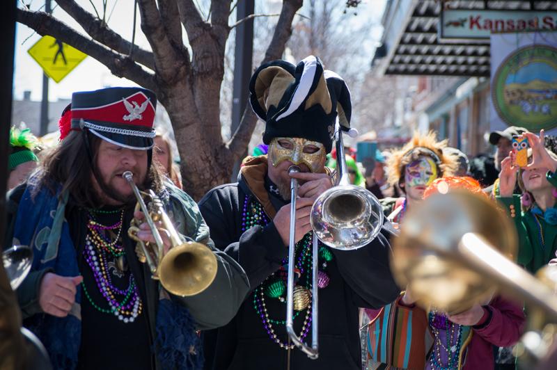 2014 Mardi Gras Parade