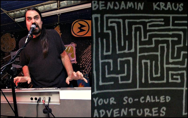 Benjamin Kraus Your So Called Adventures
