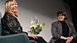 Kim Gordon at Liberty Hall