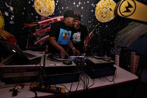 DJ G Train