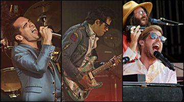 Weezer Panic at the Disco Andrew McMahon