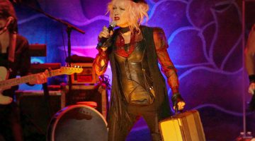 Cyndi Lauper / Photo by Fally Afani