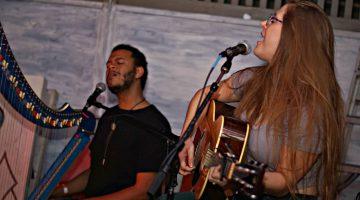 Calvin Arsenia and Jessica Paige / Photo by Fally Afani