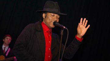 Curtis Mayfield Tribute / Photo by Fally Afani
