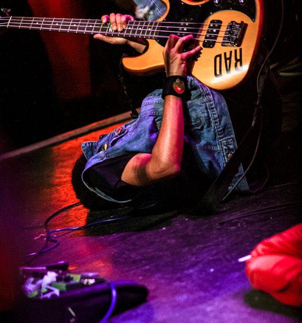 Radkey/ Photo by LeRoy Pristach