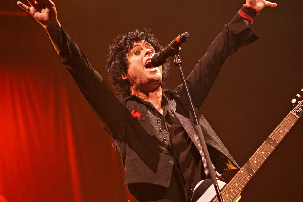 Green Day / Photo by Fally Afani