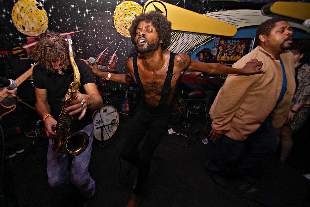 The Puscie Jones Revue / Photo by Fally Afani