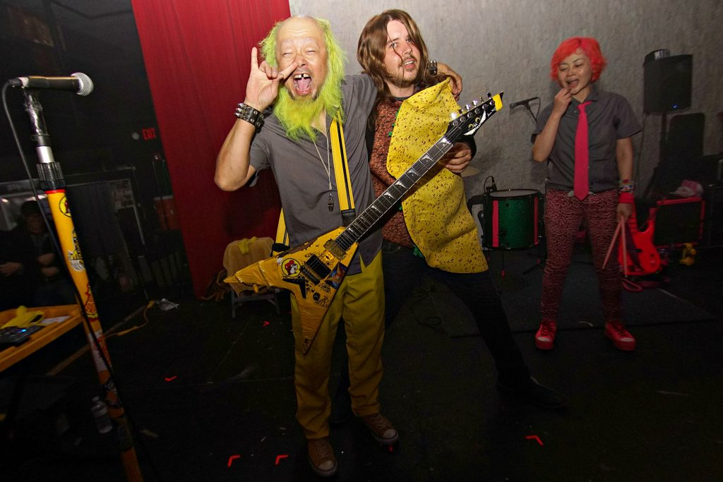 Peelander-Z / Photo by Fally Afani