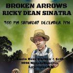 Broken Arrows w/ Ricky Dean Sinatra