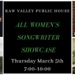 All Women's Singer-songwriter Showcase