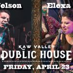 Eric Nelson & Elexa Dawson @ KVPH