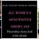 Women's Songwriter Showcase
